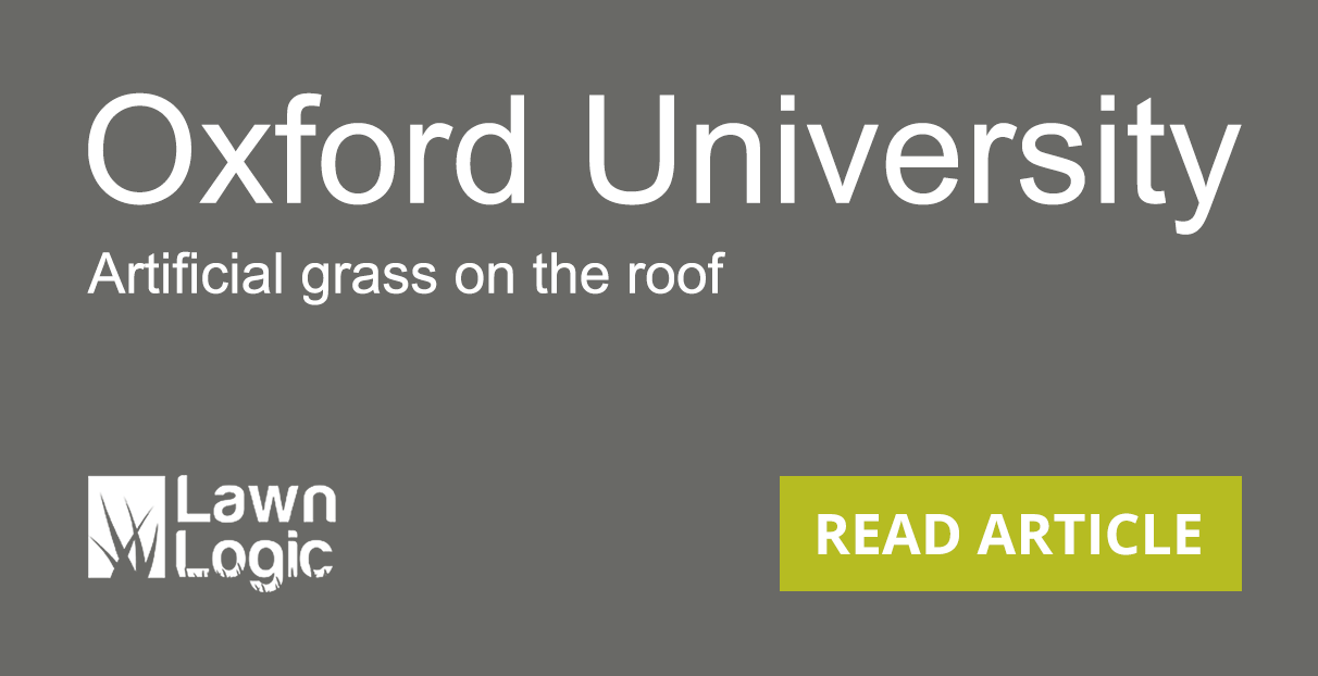 artificial grass at oxford university